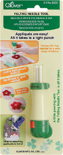 Clover Felting Needle Tool- - Pens N More
