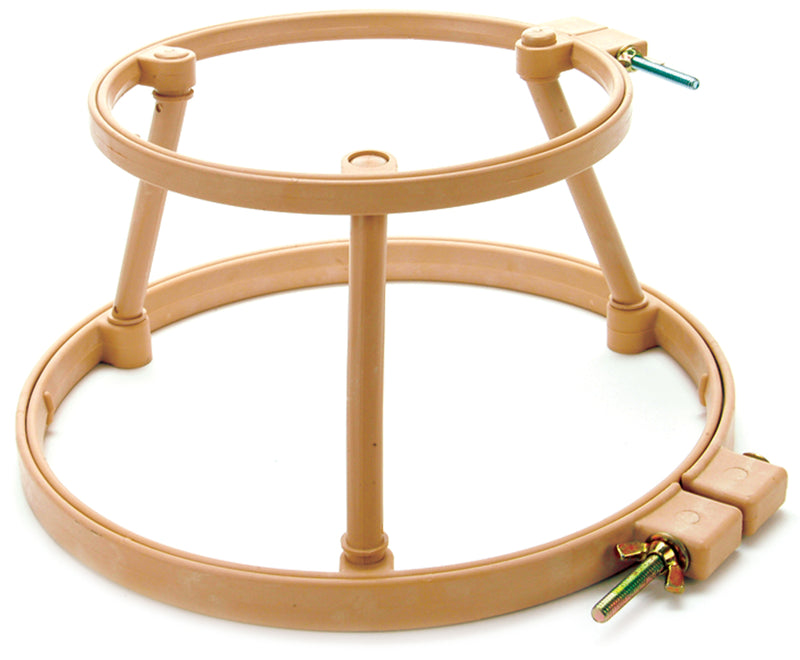"Morgan Lap Stand Combo 7"" & 9"" Quilting Hoops- - Pens N More"
