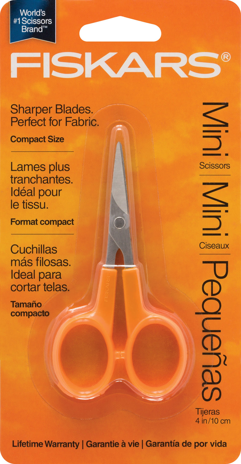 "Fiskars Detail Scissors 4""-"