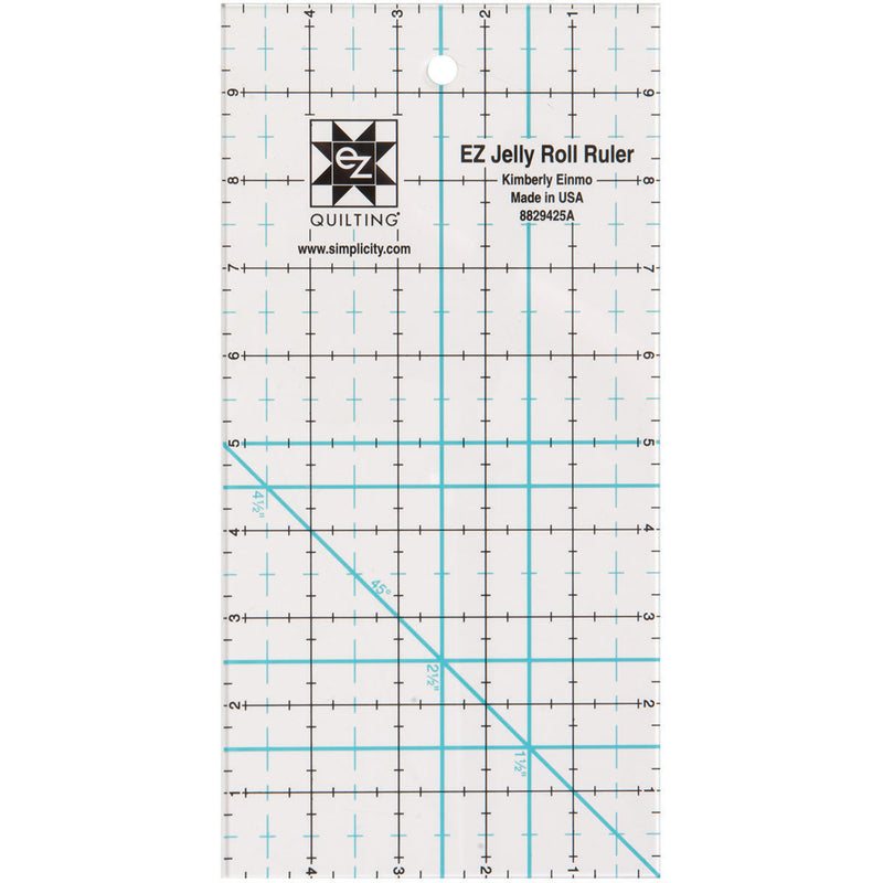 "EZ Quilting Jelly Roll Ruler-5""X10"""