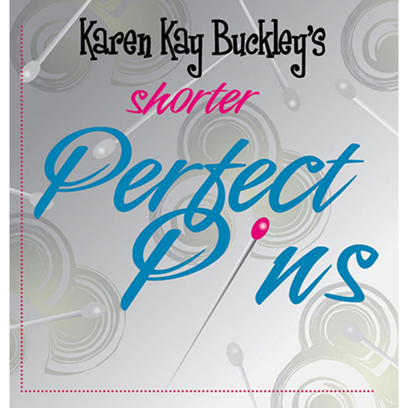 "Karen Kay Buckley's Shorter Perfect Pins 1""-45/Pkg"
