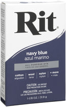 Rit Dye Powder-Navy Blue