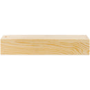 "Wood Pencil Box W/Sliding Lid-8.25""X1.57""X1.57"""