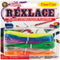 Rexlace Plastic Lacing 27yd-Clear - Pens N More