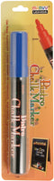 Bistro Chalk Marker 6mm Bullet Tip-Blue