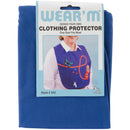 "Adult Bib 16""X20""-Royal Blue"