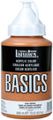Liquitex BASICS Acrylic Paint 13.5oz-Raw Sienna