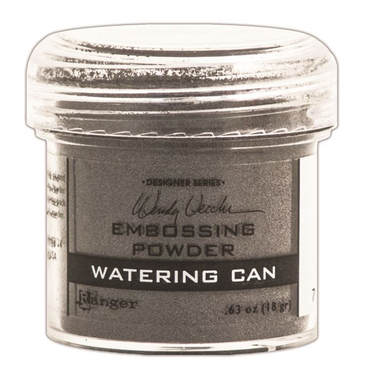 Wendy Vecchi Embossing Powder -Watering Can - Pens N More