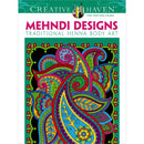Dover Publications-Creative Haven: Mehndi Designs - Pens N More