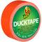 "Mini Duck Tape .75""X15'-Orange"