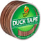 "Patterned Duck Tape 1.88""X10yd-Woodgrain - Pens N More"