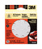 3M  5 in. Aluminum Oxide  Hook and Loop  Sanding Disc  80 Grit Coarse  15 pk
