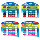 Expo Low Odor Dry Erase Markers, Chisel Tip, Assorted Colors, Pack of 18 + 2 Bonus