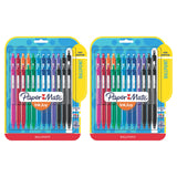 Paper Mate InkJoy 300RT Retractable Ball Point Pens, 1.0mm, Medium Point, Assorted Fashion Colors, Pack of 48