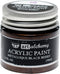 Finnabair Art Alchemy Acrylic Paint 1.7 Fluid Ounces-Metallique Black Berry