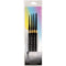 Black Velvet(R) Voyage(TM) Travel Brush Set 4/Pkg-Round Sizes 2, 4, 6 & 8 - Pens N More