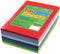 "Foam Sheets 4""X6"" 1.5mm 30/Pkg-Primary Colors"