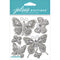Jolee's Bling Stickers-Butterflies