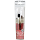 Sable/Camel Value Pack Brush Set-10/Pkg - Pens N More