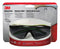 3M  Anti-Fog Safety Glasses  Gray Lens Gray Frame 1 pc.