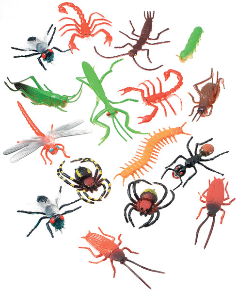 Creatures Inc.-Insects 16/Pkg