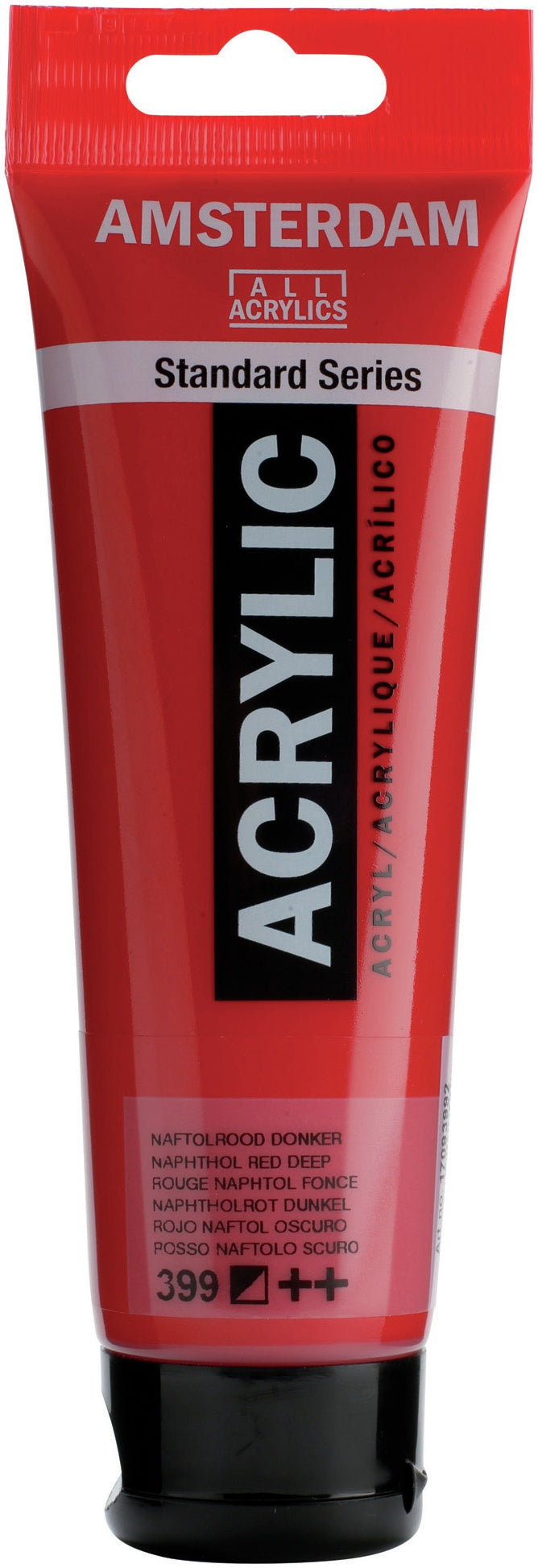 Amsterdam Standard Acrylic Paint 120ml-Naphthol Red Deep