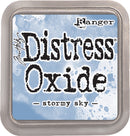 Tim Holtz Distress Oxides Ink Pad-Stormy Sky