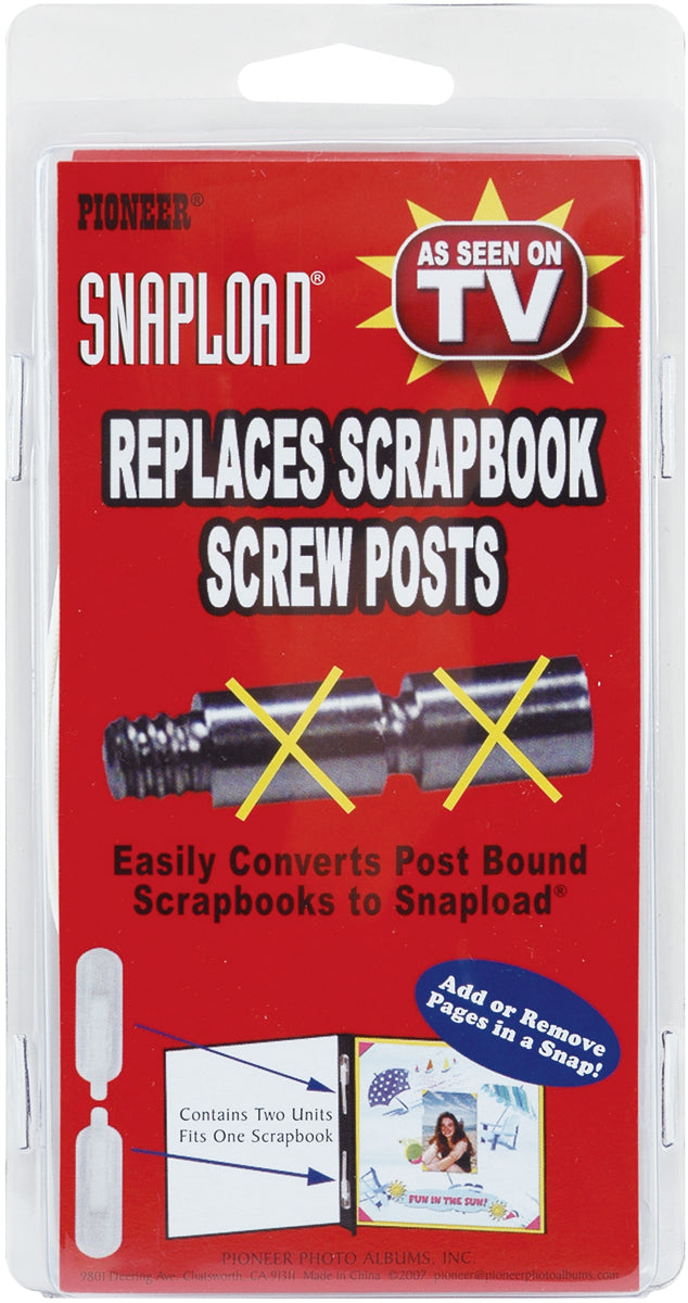 Pioneer Snapload Retrofit Kit For Post Bound Albums- - Pens N More