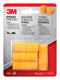 3M  29 dB Disposable  Ear Plugs  Orange  2 pair Foam