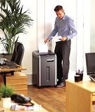 Fellowes Refurbished Powershred 225i 100% Jam Proof 22-Sheet Strip-Cut Commercial Grade Paper Shredder