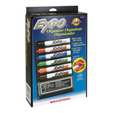 Expo Original Dry Erase Organizer Kit, 7-Piece, 12 Sets (83456)