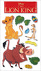 Disney Dimensional Stickers-The Lion King