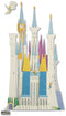 Disney Dimensional Stickers-Disney Castle