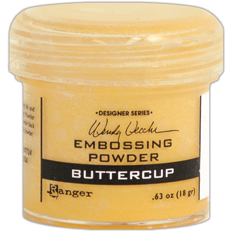 Wendy Vecchi Embossing Powder -Buttercup - Pens N More