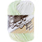 Lily Sugar'n Cream Yarn - Stripes-Lime - Pens N More