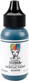 Dina Wakley Media Acrylic Paint 1oz-Marine