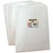 "Hygloss Pinch Bottom Paper Bags 8.5""X11"" 50/Pkg-White"
