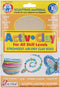 Activ-Clay Air-Dry Clay 1lb-White - Pens N More