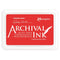 Wendy Vecchi Archival Ink Pad-Carnation Red