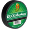 "Duck Masking Tape .94""X30yd-Black"