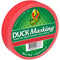 "Duck Masking Tape .94""X30yd-Red"