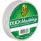 "Duck Masking Tape .94""X30yd-White - Pens N More"