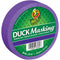 "Duck Masking Tape .94""X30yd-Purple - Pens N More"