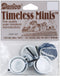 Timeless Miniatures-Blue Pots & Lids 4/Pkg