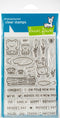 "Lawn Fawn Clear Stamps 4""X6""-Toadally Awesome - Pens N More"