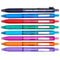 InkJoy 300RT Retractable Ballpoint Pens 1.0mm 24/Pkg-Assorted