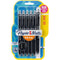 Paper Mate Inkjoy Gel Pens .7mm 6/Pkg-Black - Pens N More