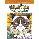 Dover Publications-Creative Haven:Grumpy Cat Hates Coloring - Pens N More