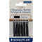Calligraphy Pen Ink Refills 12/Pkg-Black
