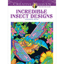 Dover Publications-Creative Haven: Incredible Insect Design - Pens N More